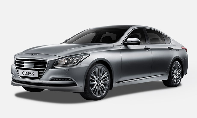 All New Hyundai genesis