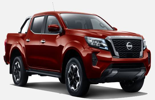 All New Nissan Navara