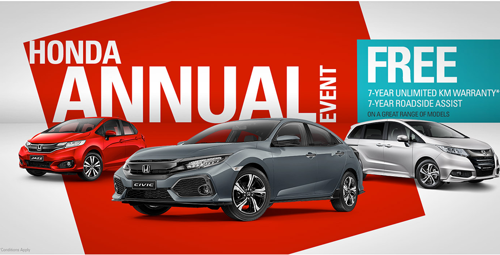 Honda Annual Event