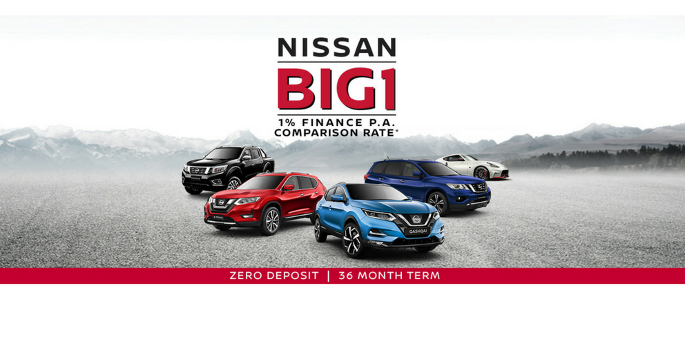 Nissan BIG ONE is here